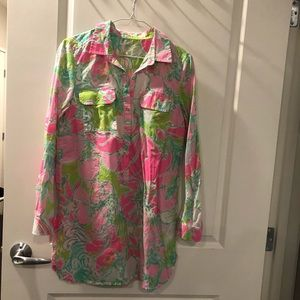 Lilly Pulitzer Captiva Cover Up